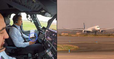 Airbus esittelee ensimmäisen täysin automaattisen näköpohjaisen lentoonlähdön