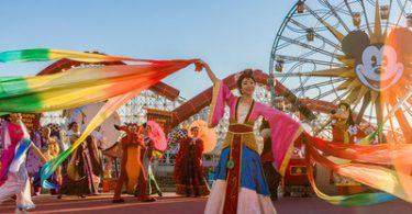 Lunar New Anno eventu: annus of Disneyland Resort mus fit,