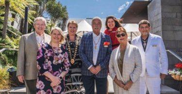 Komiteti Ekzekutiv i Skål Takohet në Christchurch