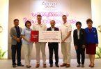 Hadiah Kasenengan saka Centara Grand Hua Hin kanggo Masa Depan Luwih Apik kanggo bocah sing kurang mampu