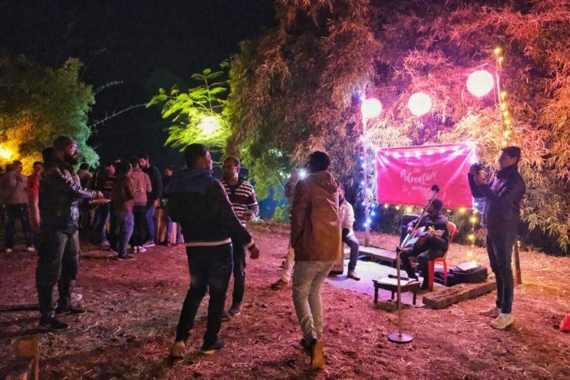 Մադհյա Պրադեշը `որպես ճամբարային և արկածային զբոսաշրջության կենտրոն