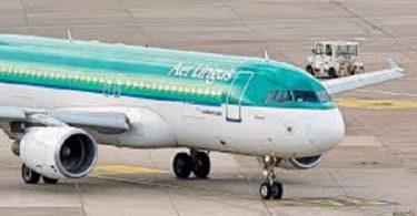 Aer Lingus: Boston y Nueva York vía Brindisi, Italia