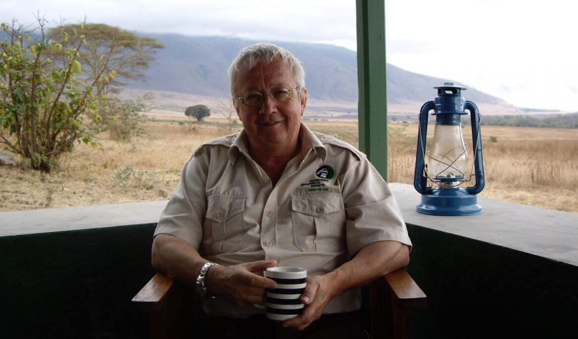 Africa wildlife and nature conservation icon passes away