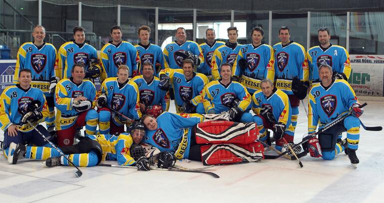 Operatori Turistik Gjerman kërkon tifozë të hokejve në akull në Qendrat Tregtare të SH.B.A.-së
