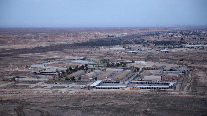전쟁! 이라크에서 공격받는 미군 기지