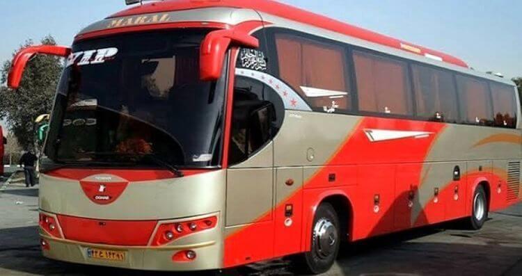 Kecelakaan bis ing Iran: 20 tiwas, 23 ciloko