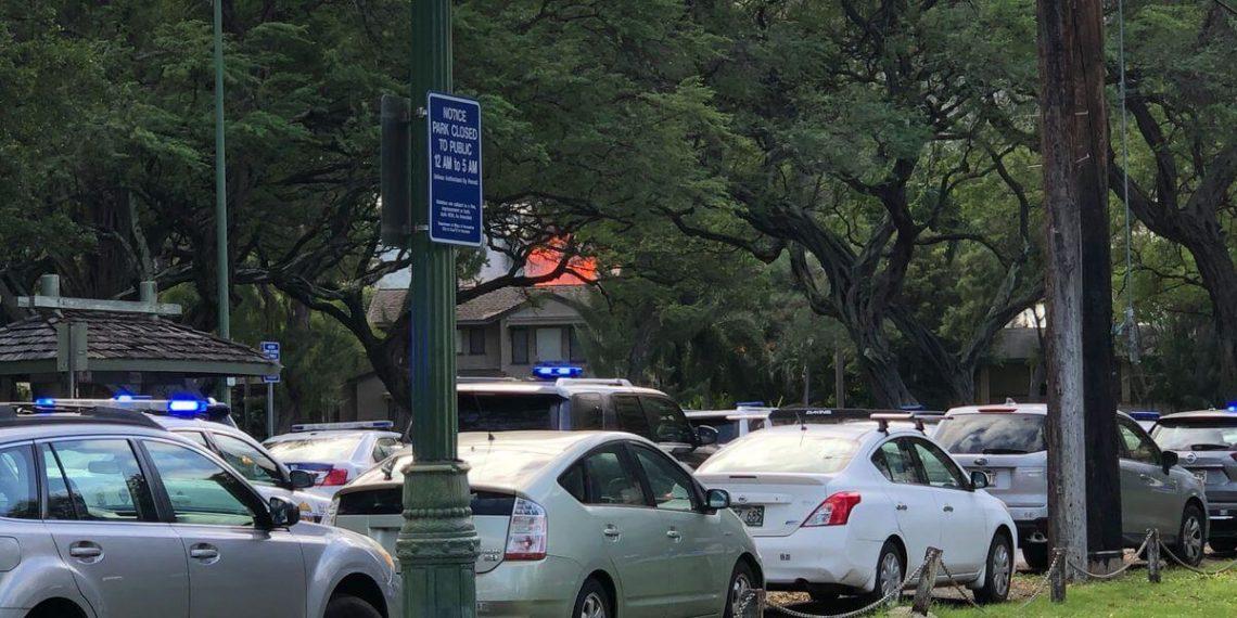 Deadly shooting in Waikiki close to Kapiolani Park