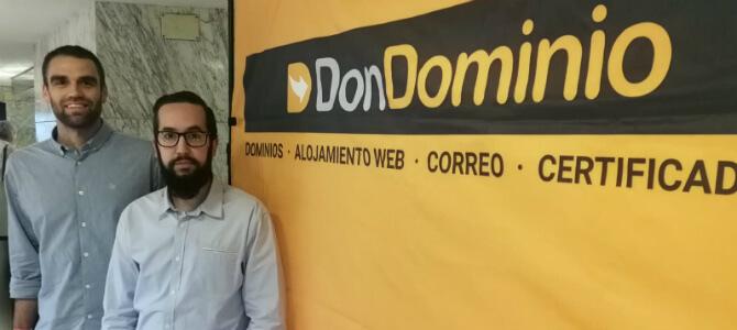 Travel.Domains e DonDominio apresentarão. Viagem e identidade digital na Fitur 2020