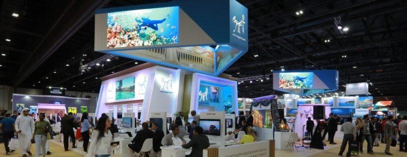 GCC-turistudgifterne i Egypten vil stige 11% i 2020