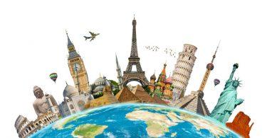 Työskentely maailmanlaajuisilla matkailumarkkinoilla