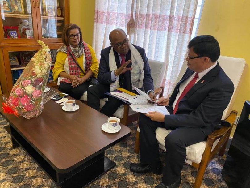 နီပေါနိုင်ငံ၏ကမ္ဘာလှည့်ခရီးသွားနိုင်မှုစွမ်းရည်စင်တာကို ၂၀၂၀ Aprilပြီလတွင်ဖွင့်လှစ်ရမည်