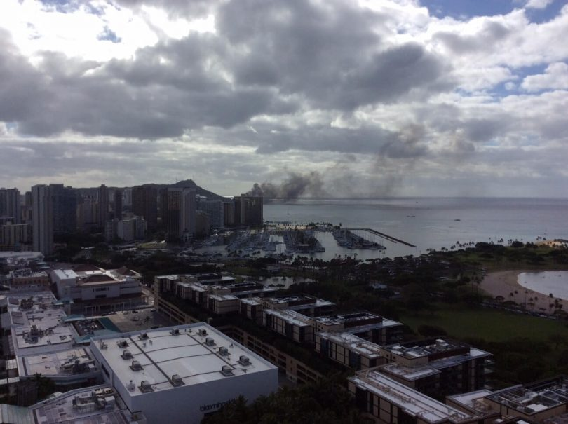 Er besøgende i Waikiki virkelig sikre? Svaret er simpelt ...