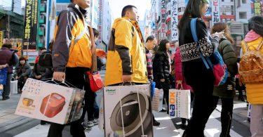چرا ژاپن محبوب ترین مقصد گردشگران چینی است؟