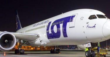 Η LOT Polish Airlines ανεβαίνει πτήσεις στο Νέο Δελχί-Βαρσοβία