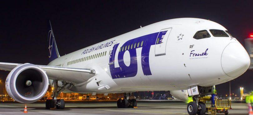الخطوط الجوية البولندية لوت تشغل رحلات نيودلهي إلى وارسو