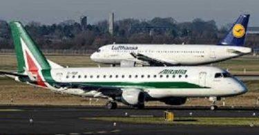 """Generální ředitel společnosti Lufthansa ve společnosti Alitalia: """"Potřebujeme správného partnera a restrukturalizaci"""""""