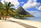 Saint Lucia gerir það enn og aftur að ná fjölda viðurkenninga á 27. árlegu heimsferðadeildum