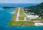 Međunarodna zračna luka Sejšeli s povijesne pošte