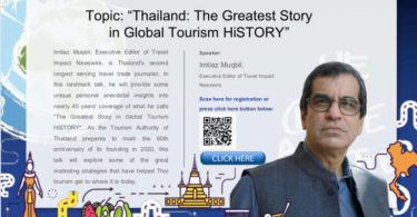 Najveća priča u povijesti globalnog turizma