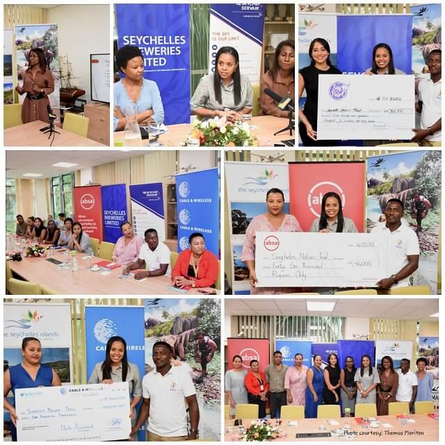 Compte à rebours de l'Office du tourisme des Seychelles pour l'événement Seychelles Nature Trail