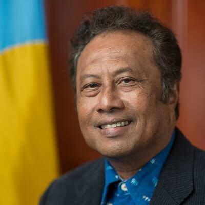 Losion za sunčanje ubija: predsjednik Palaua Tommy Remengesau proglašava ga nezakonitim