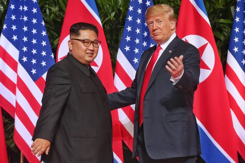 Umožní cestovní ruch setkání Trumpa a Kim Čong-una?