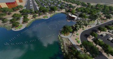 حدائق يو إس إس أريزونا التذكارية في نهر الملح