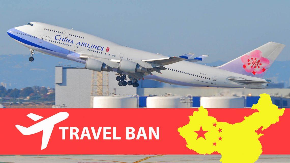 Vietnam negara paling anyar sing nglarang penerbangan China