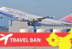 Vietnam, o último país en prohibir os voos de China