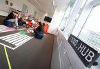 Raum für Visionen: Zentrum für Kreativität am Frankfurter Flughafen