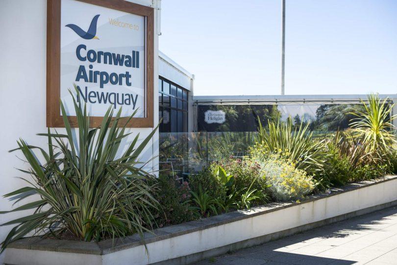 कॉर्नवाल एयरपोर्ट न्यूक्वे ने नए प्रबंध निदेशक का नाम लिया