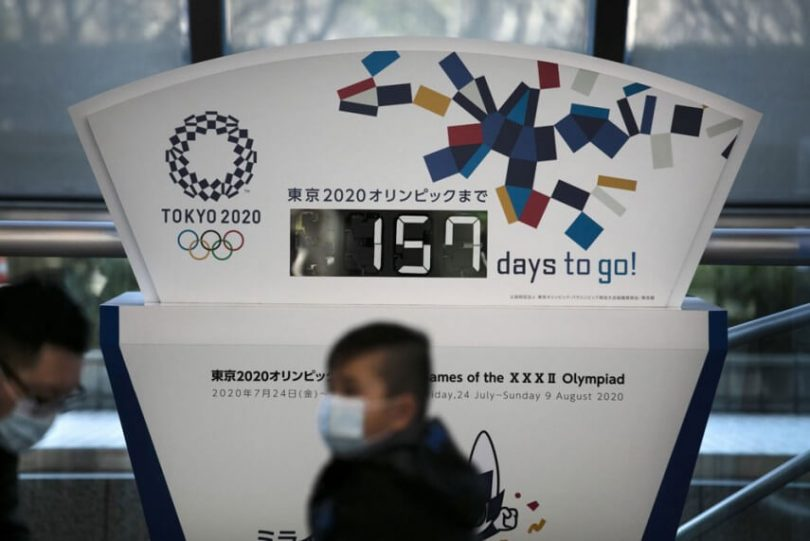 Japan won't cancel or relocate 2020 Summer Olympics over coronavirus fears