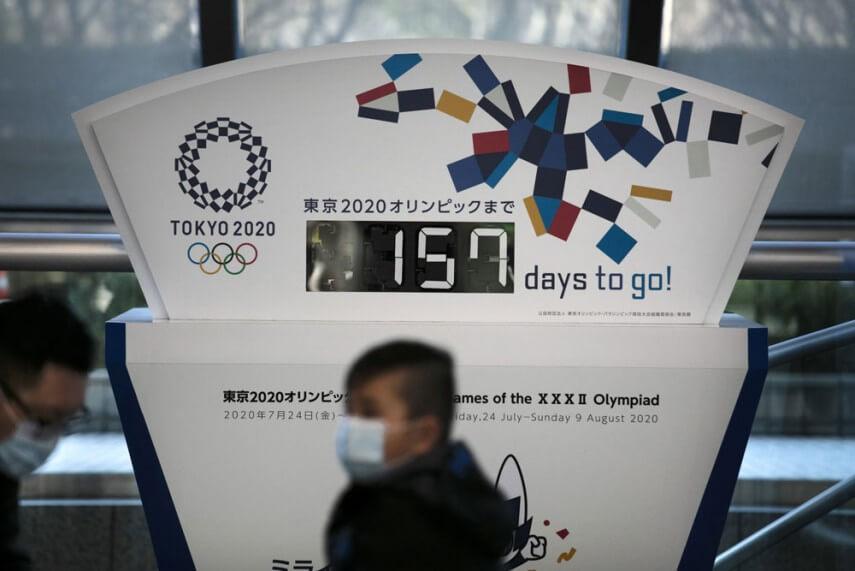 Japan won't cancel or relocate 2020 Summer Olympics over coronavirus fears