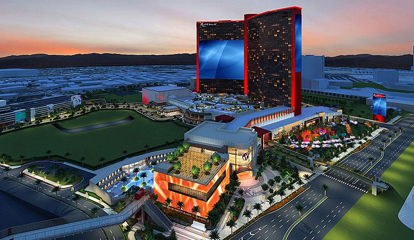 Resorts World Las Vegas en Hilton partner foar nij resort mei meardere merken