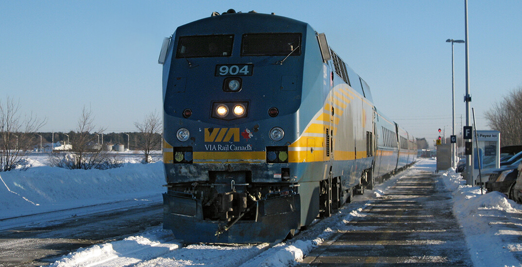 VIA Rail Canada will resume full Montréal-Ottawa service February 24