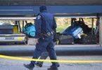 Jedan ubijeni, pet ranjenih dok napadači divljaju autobusom kalifornijskog hrta