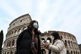 Италия съобщава за 34 случая на коронавирусна инфекция