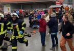 Kuukira kwagalimoto ya Carnival kuvulaza anthu 10 ku Germany