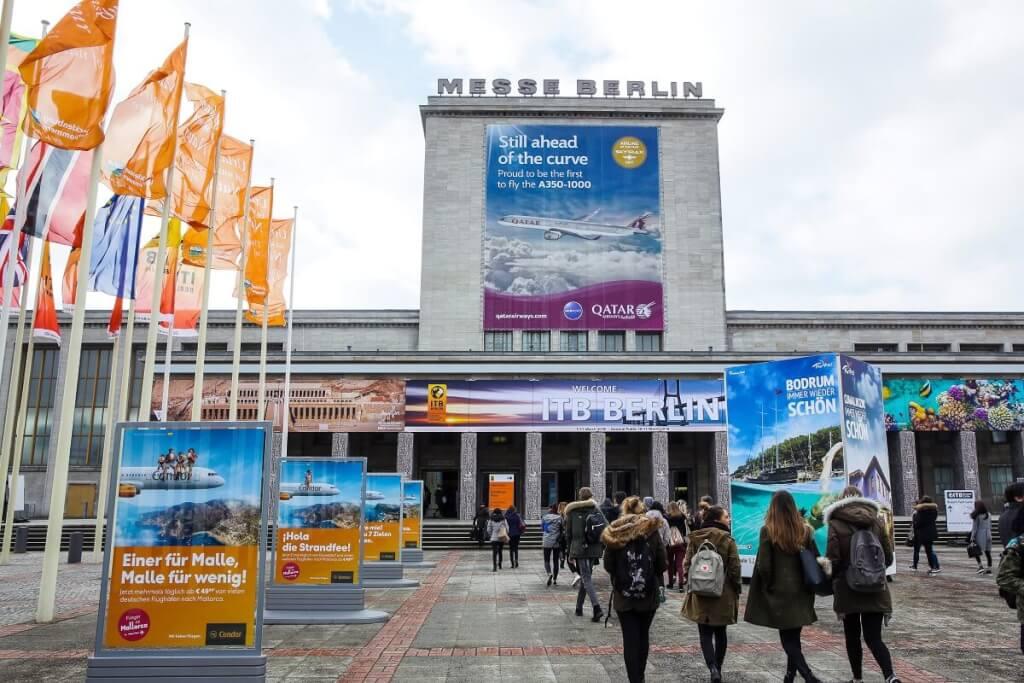 Russia dia ilay mpiara-miombon'antoka amin'ny Convention & Culture an'ny ITB Berlin 2020