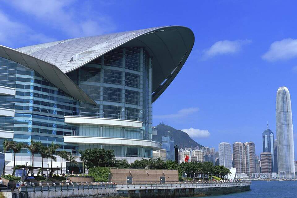 Hong Kong mompa $ 130 yuta ing pameran lan industri konvensi sing lara virus corona