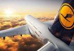 Lufthansa næsthøjeste rangerende flyselskab i CDP 2019 klimabeskyttelsesrapport