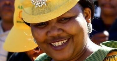 レソト首相の妻は彼の元妻を殺害した罪に直面している