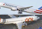 Brazilian GOL og American Airlines offentliggør codeshare-aftale