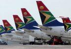 South African Airways går videre med omstruktureringsplaner