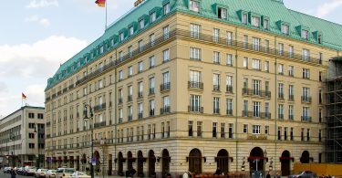 Change is in the air at the Hotel Adlon Kempinski Berlin