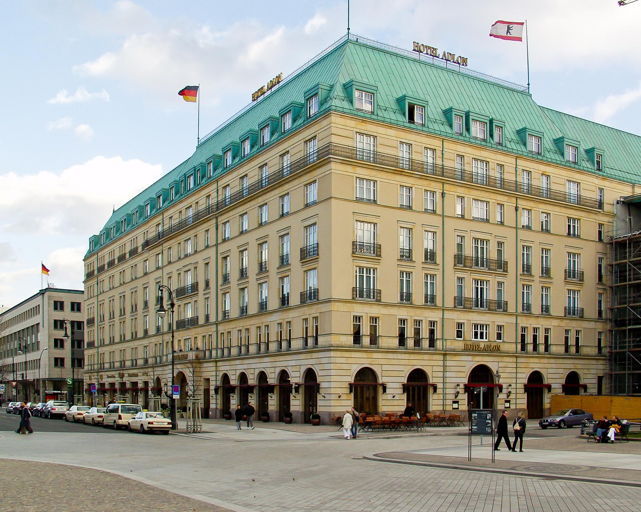 [心得] 阿德隆大酒店 Das Adlon (雷)