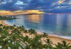 گرانترین مقصد روز رئیس جمهور آمریکا در مائوئی هاوایی واقع شده است