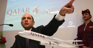 Qatar Airways ser 49% af aktierne i RwandAir