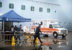 Chinese cruise ship passengers hospitalized in New Jersey after coronavirus screening