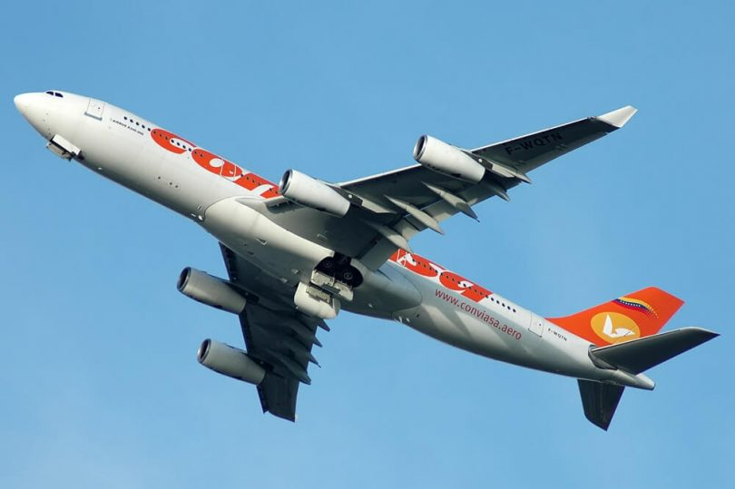 Venezuelska zrakoplovna tvrtka Conviasa stala je na crnu listu SAD-a